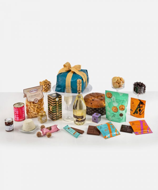 Assorted Christmas box Altruista - T'a Milano