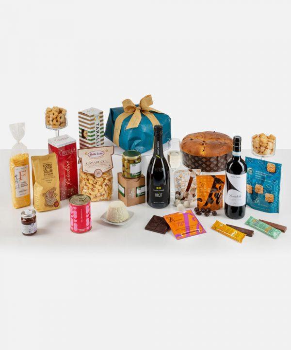 Assorted Christmas box Amichevole | T'a Milano