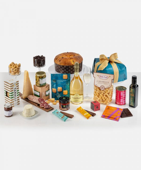 Assorted Christmas box Appassionato - T'a Milano