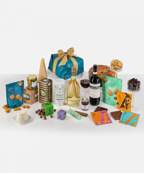 Assorted Christmas box Ardito - T'a Milano