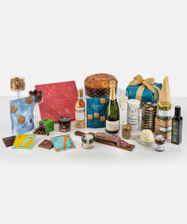 Assorted Christmas box Attento - T'a Milano
