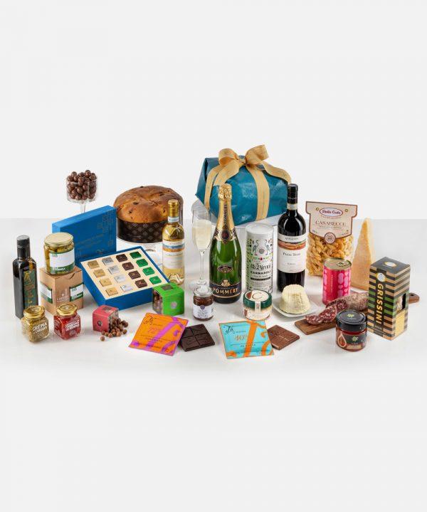 Assorted Christmas box Avveduto - T'a Milano