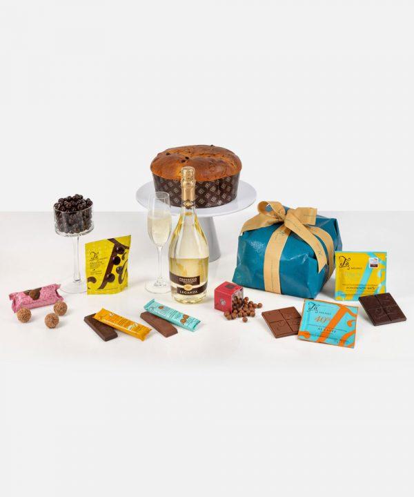 Assorted ChrAssorted Christmas box Accattivante